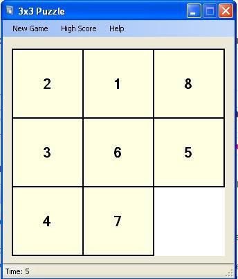 Download web tool or web app 3x3 Puzzle Windows to run in Windows online over Linux online