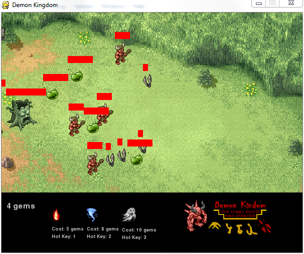 Download web tool or web app Demon Kingdom to run in Linux online