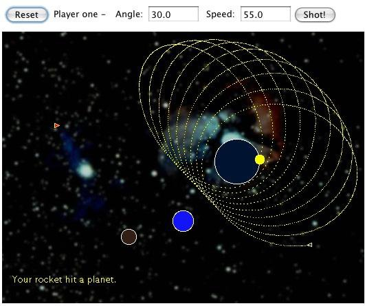 Download web tool or web app Jplanets Game to run in Linux online