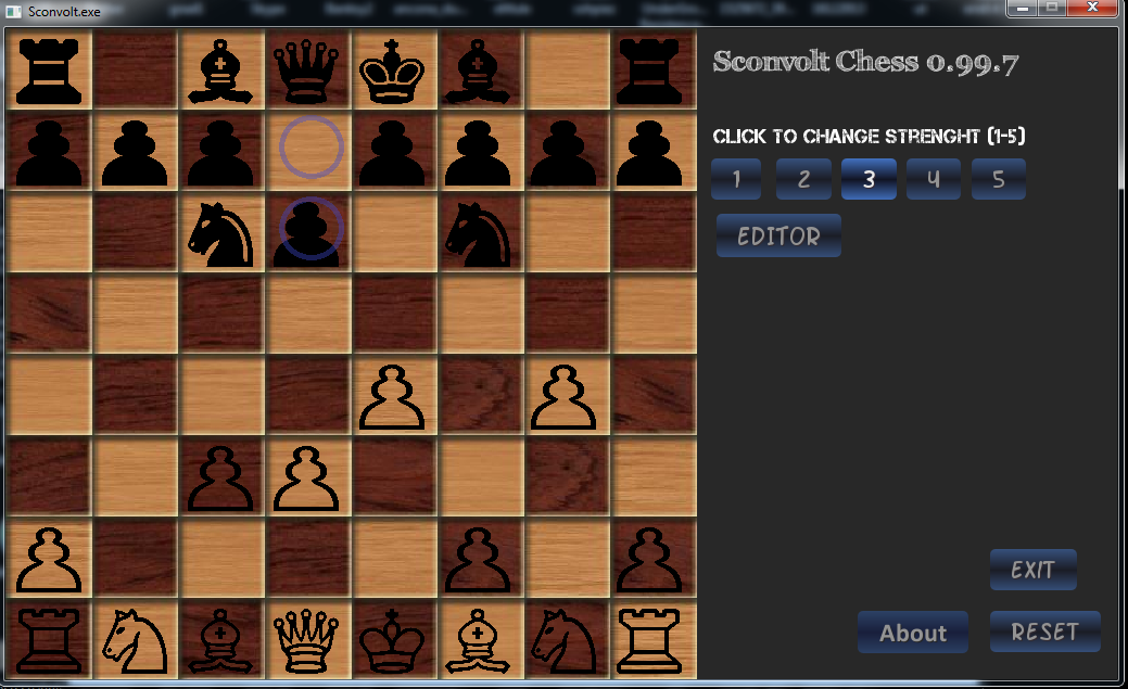 Download web tool or web app Sconvolt chess to run in Linux online