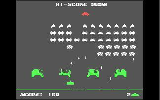 Download web tool or web app Allegro Space Invaders Clone to run in Windows online over Linux online