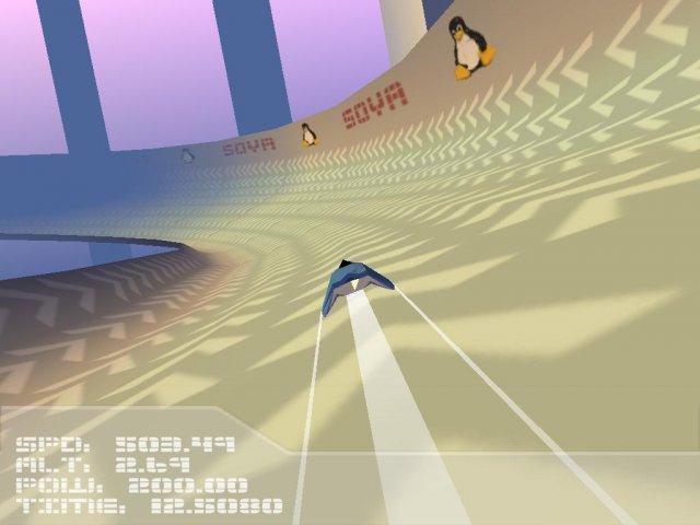 Download web tool or web app A Python racing game to run in Linux online