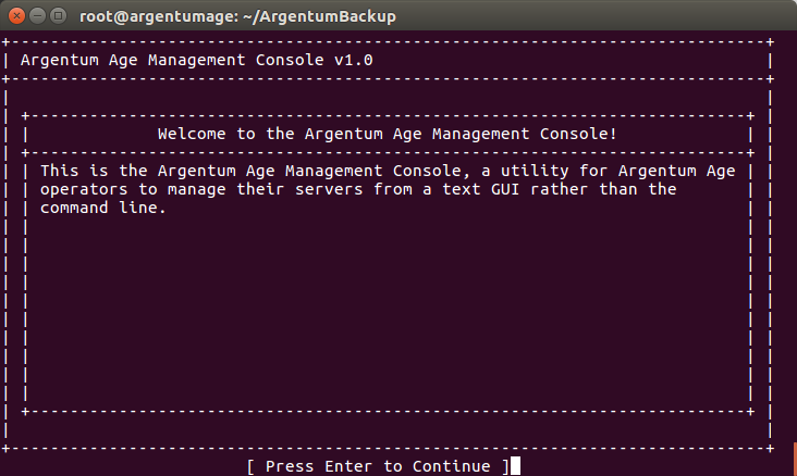 Download web tool or web app Argentum Age Utilities to run in Linux online