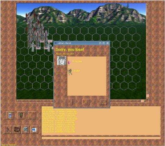 Download web tool or web app Attal : Lords of doom to run in Linux online