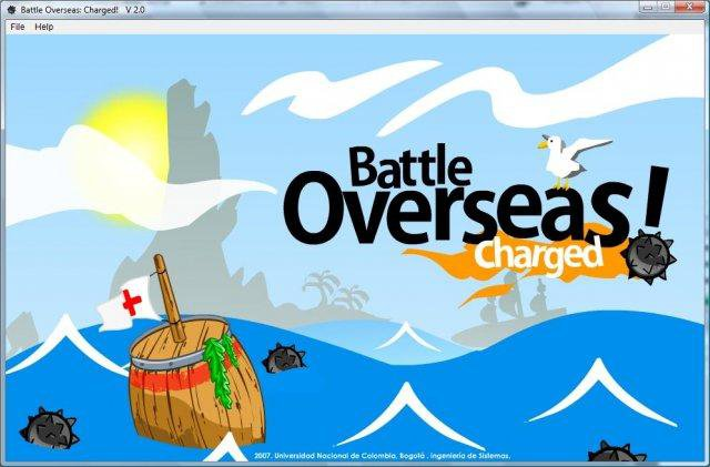 Download web tool or web app Battle Overseas: Charged! to run in Linux online