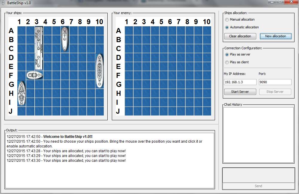 Download web tool or web app BattleShip to run in Linux online
