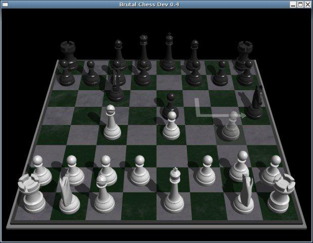 Download web tool or web app Brutal Chess to run in Windows online over Linux online