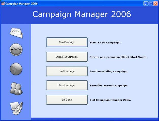 Download web tool or web app Campaign Manager 2006 to run in Windows online over Linux online