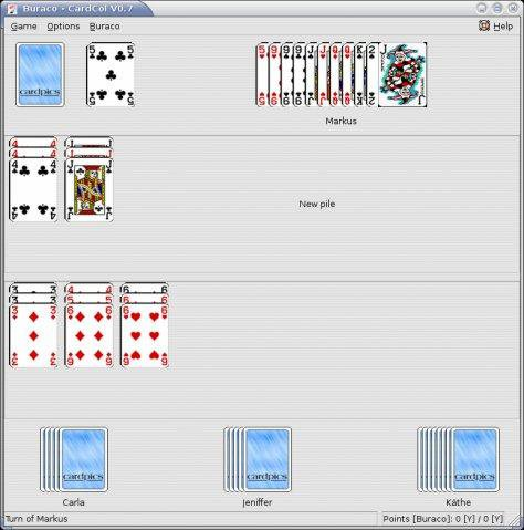Download web tool or web app Cardgame Collection to run in Linux online