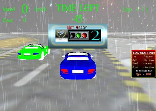Download web tool or web app  Car Racing Project 2010  to run in Windows online over Linux online
