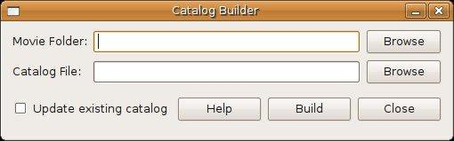Download web tool or web app Catalog Builder to run in Windows online over Linux online