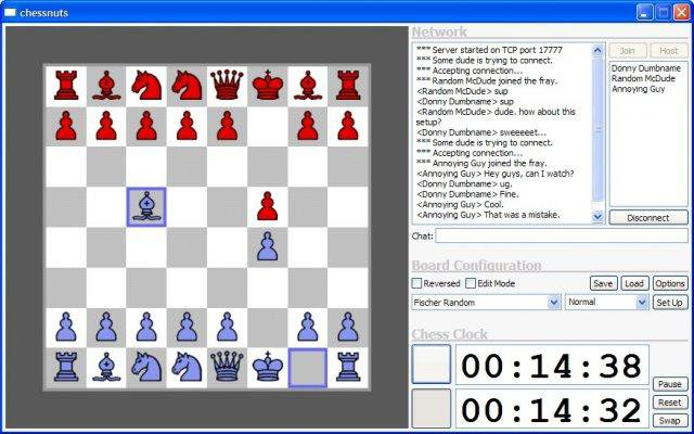 Download web tool or web app chessnuts to run in Windows online over Linux online