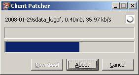 Download web tool or web app Client Patcher to run in Windows online over Linux online