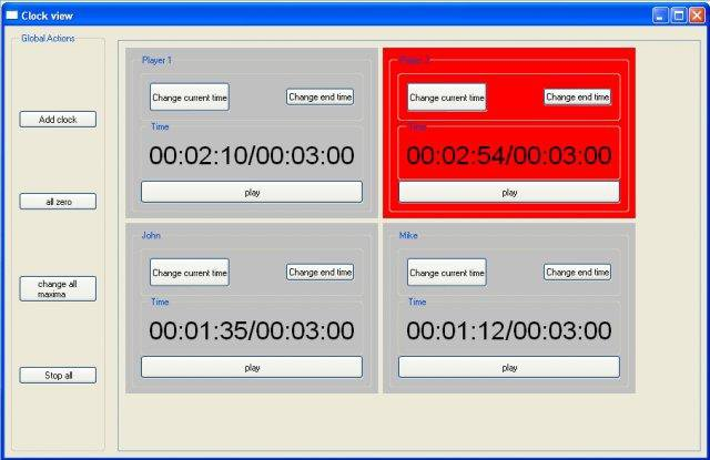 Download web tool or web app Clock and time checker to run in Linux online