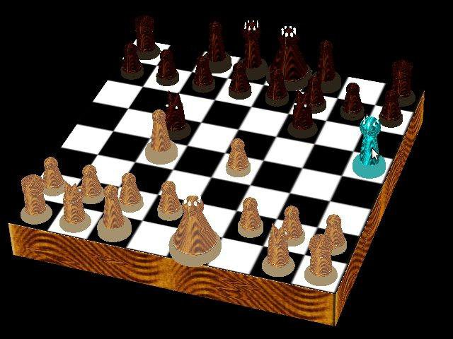 Download web tool or web app CP 3D Chess to run in Windows online over Linux online