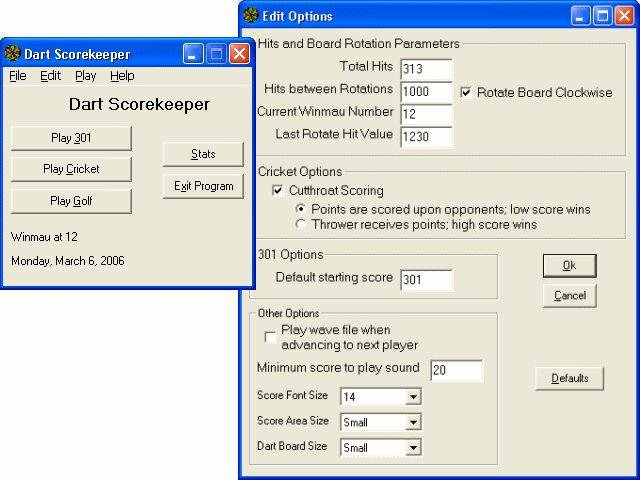 Download web tool or web app Dart Scorekeeper to run in Windows online over Linux online