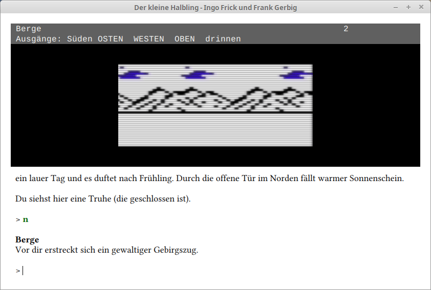 Download web tool or web app Der kleine Halbling to run in Linux online