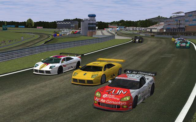 Download web tool or web app Dream of Motorsport to run in Linux online