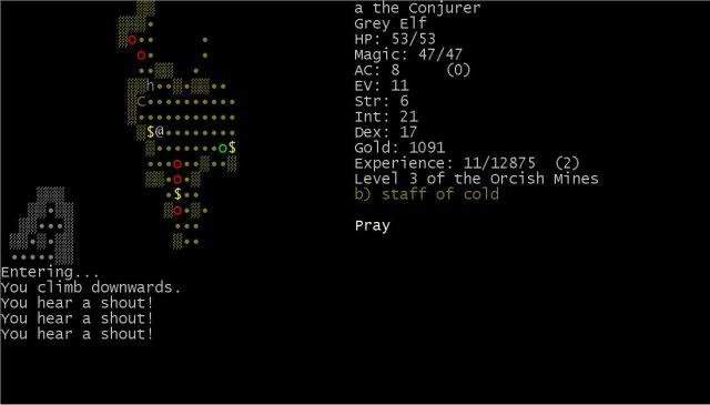 Download web tool or web app Dungeon Crawl Reference to run in Windows online over Linux online