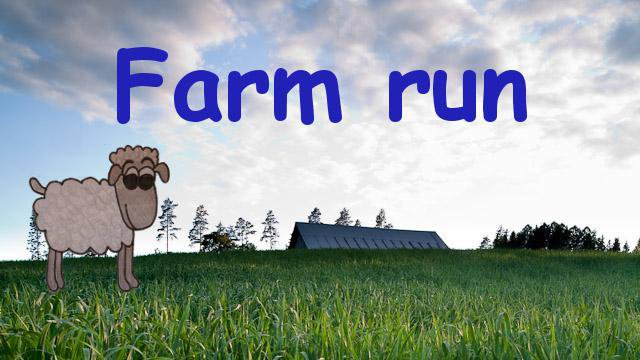 Download web tool or web app Farm Run to run in Linux online