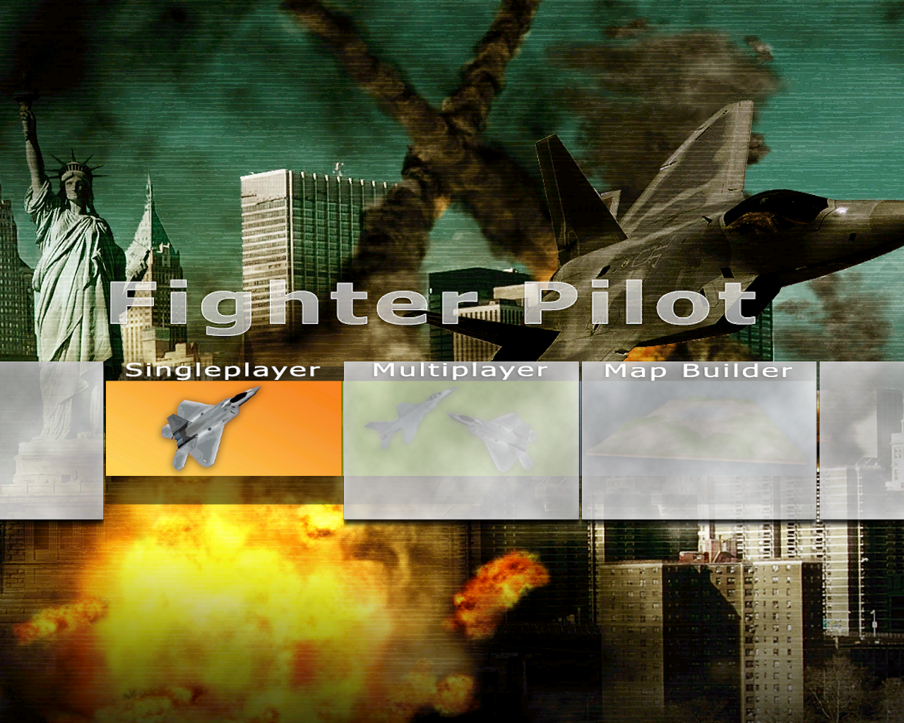 Download web tool or web app FighterPilot to run in Windows online over Linux online