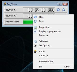 Download web tool or web app FragTimer to run in Linux online