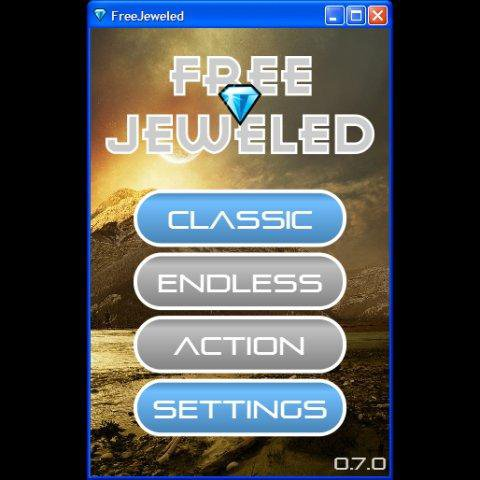 Download web tool or web app FreeJeweled to run in Linux online