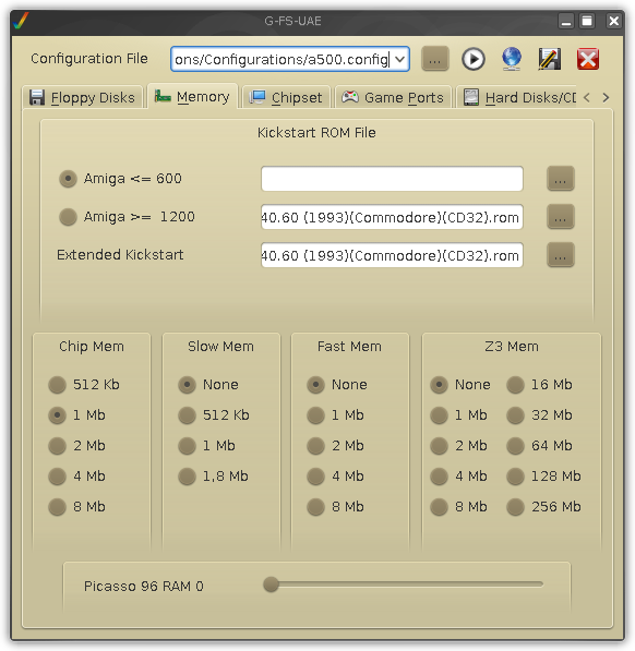 Download web tool or web app G-FS-UAE to run in Linux online