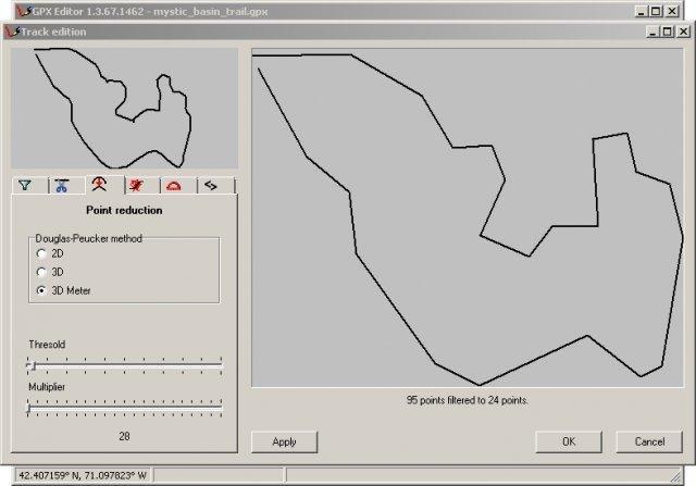 Gpx Waypoint Editor
