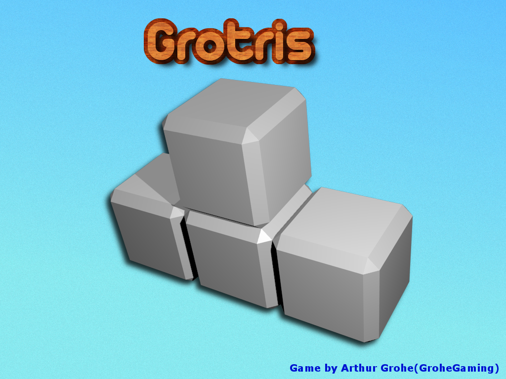 Download web tool or web app Grotris to run in Windows online over Linux online