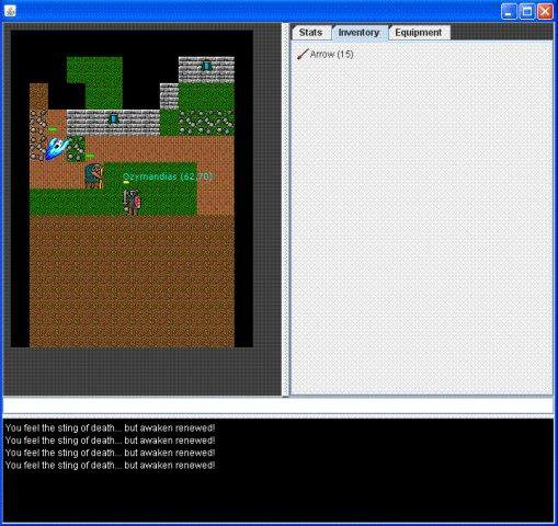 Download web tool or web app Janthus MMORPG to run in Linux online