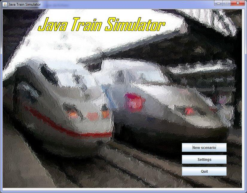 Download web tool or web app Java Train Simulator to run in Linux online