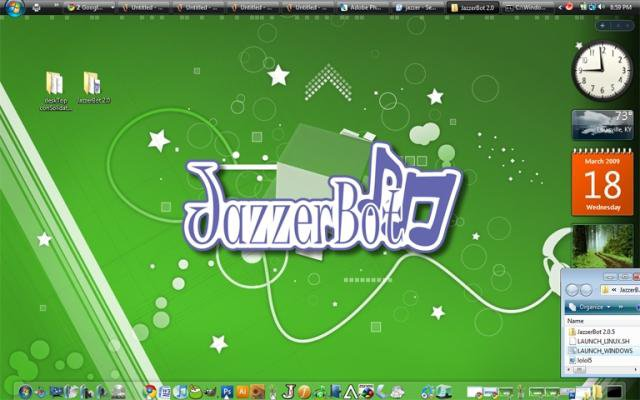Download web tool or web app JazzerBot to run in Linux online