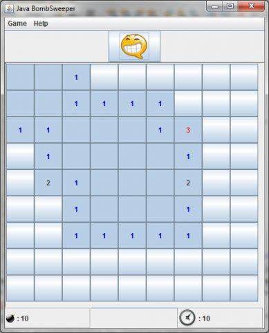 Download web tool or web app JBombSweeper - A Nice Java Minesweeper to run in Linux online