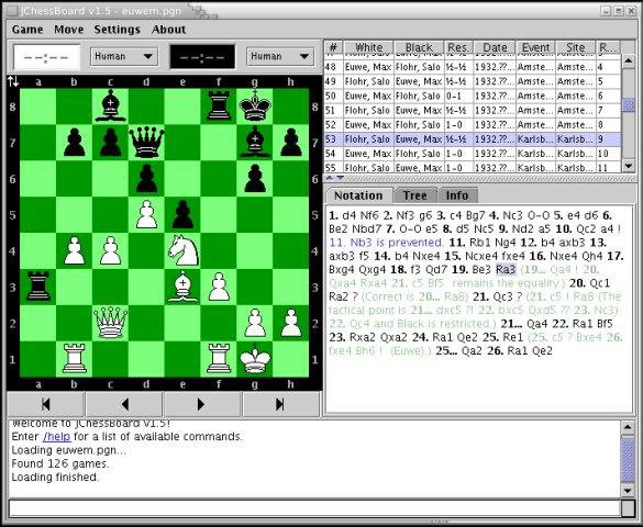 Download web tool or web app JChessBoard to run in Linux online