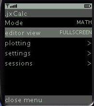 Download web tool or web app jxCalc to run in Windows online over Linux online