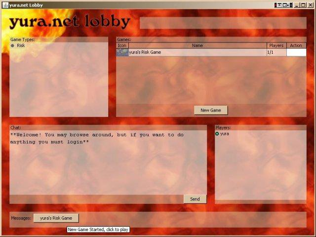 Download web tool or web app Lobby to run in Windows online over Linux online