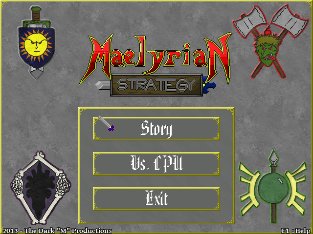 Download web tool or web app Maelyrian Strategy to run in Windows online over Linux online