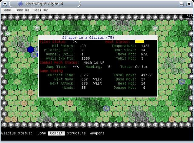 Download web tool or web app MechFight to run in Windows online over Linux online