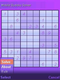 Download web tool or web app Mobile Sudoku Solver to run in Linux online