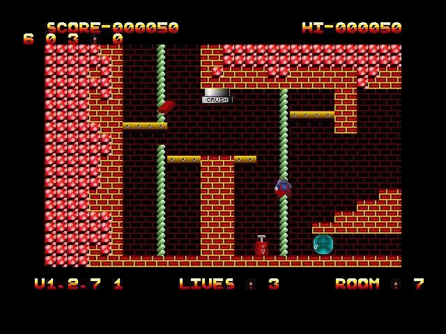 Download web tool or web app Monty Mole PC remake to run in Linux online