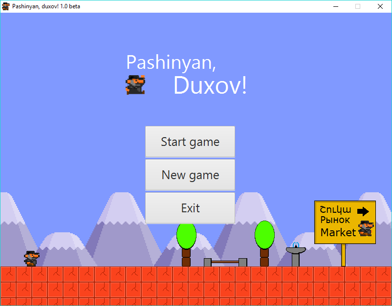 Download web tool or web app Pashinyan, duxov! to run in Windows online over Linux online
