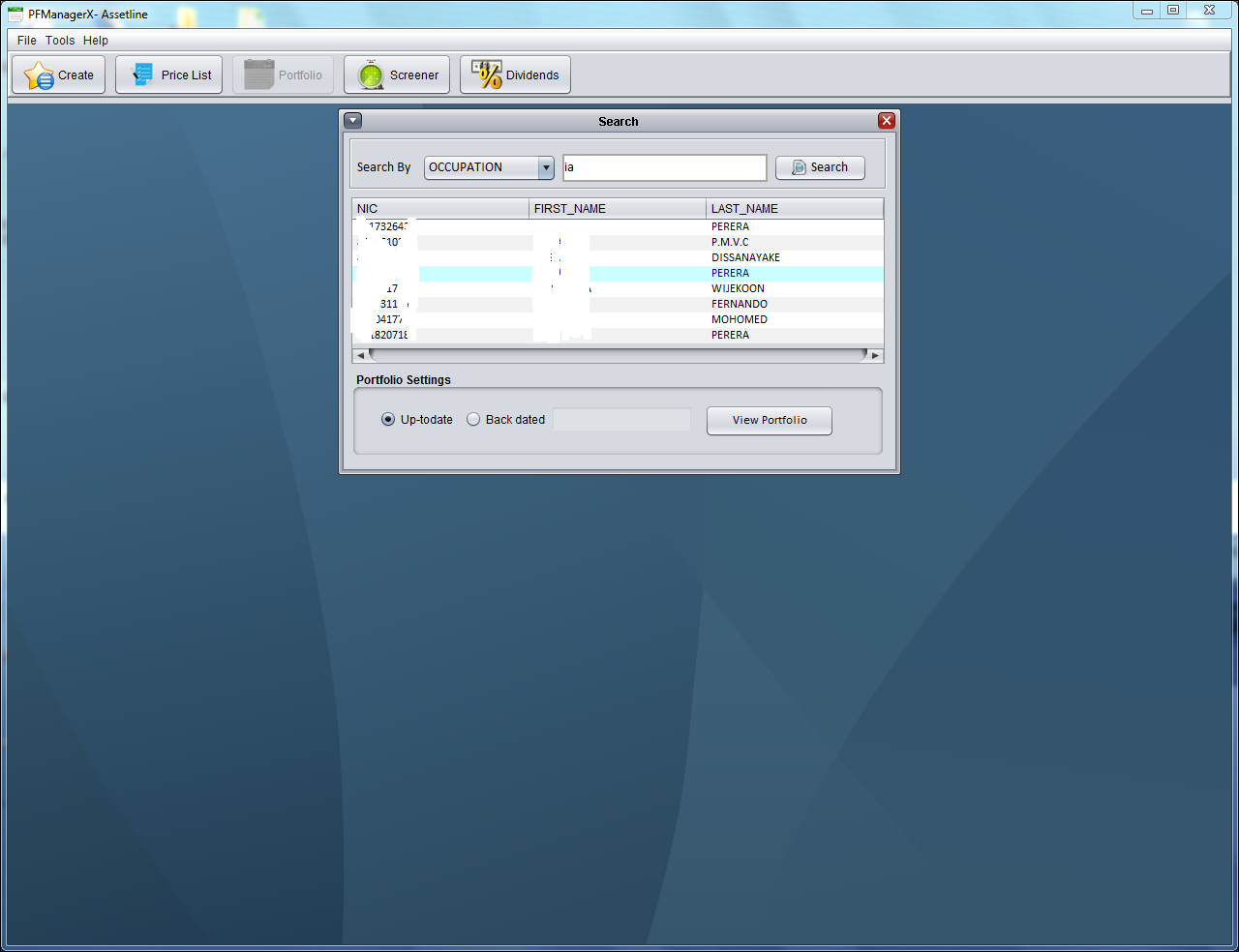 Download web tool or web app PFManagerX to run in Linux online