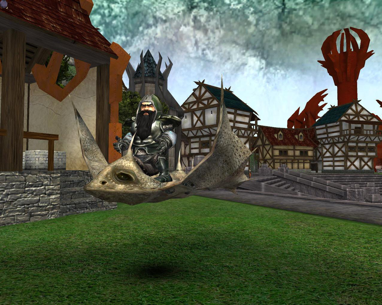 Download web tool or web app Planeshift: a 3D MMORPG to run in Linux online