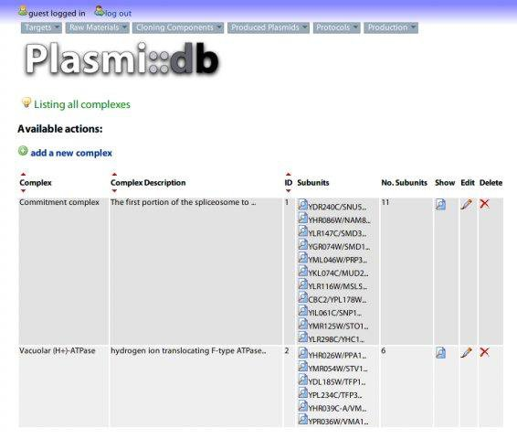 Download web tool or web app Plasmidb to run in Linux online