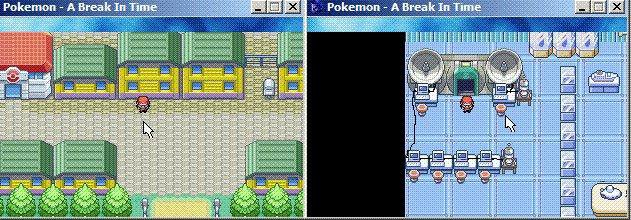 Download web tool or web app Pokemon: A Break In Time to run in Linux online