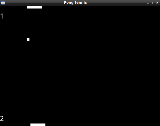 Download web tool or web app pong-tennis to run in Linux online
