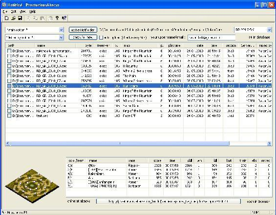 Download web tool or web app Praetorians Sequence  Reader and View to run in Linux online