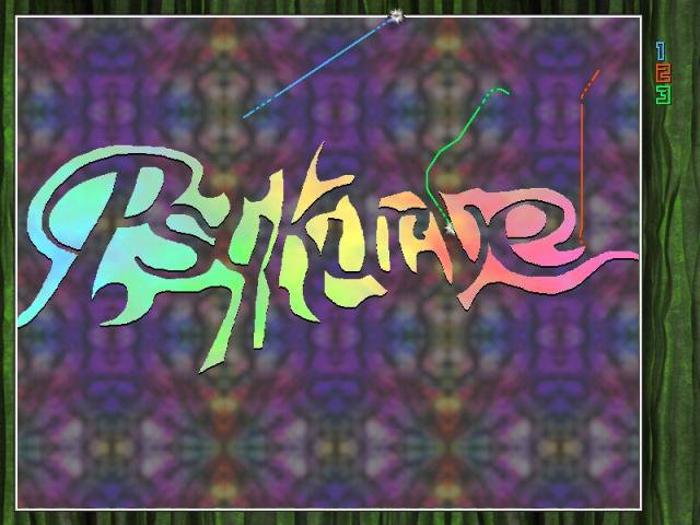 Download web tool or web app PsyKurve: a psychedelic Zatacka remake to run in Windows online over Linux online
