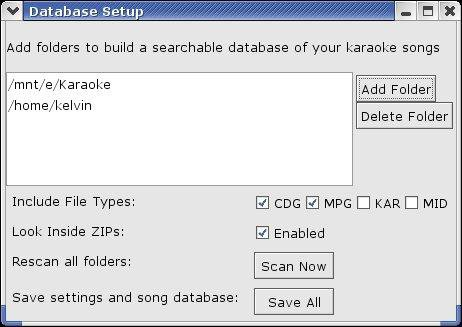 Download web tool or web app PyKaraoke to run in Windows online over Linux online